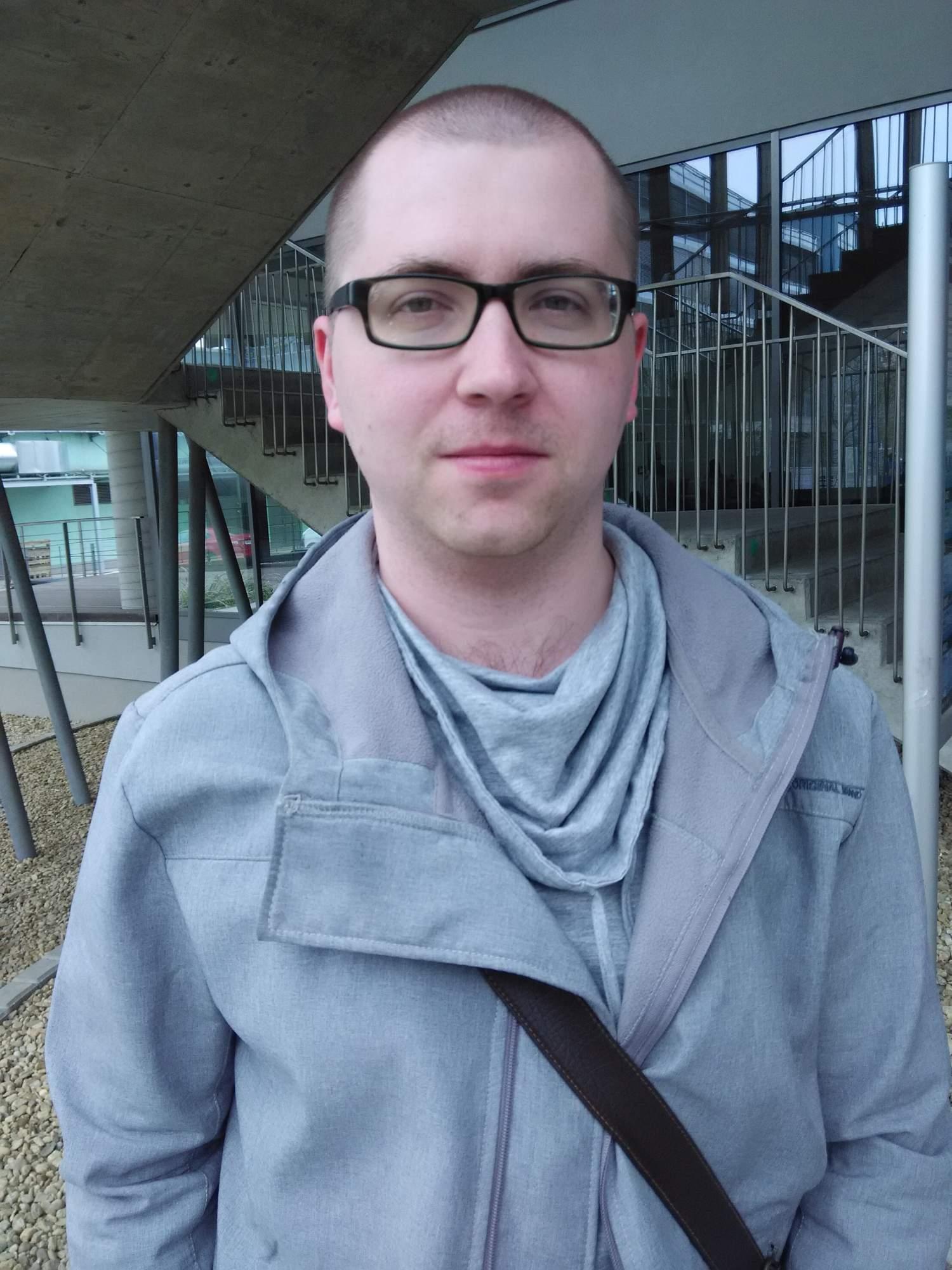 Respondent David Krénar. Foto: Radek Krajči