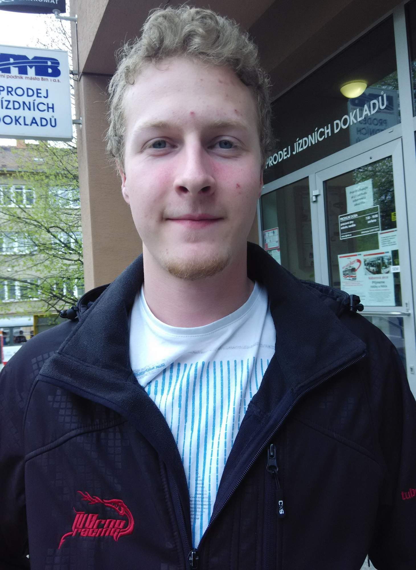 Respondent Michal Rzyman. Foto: Radek Krajči