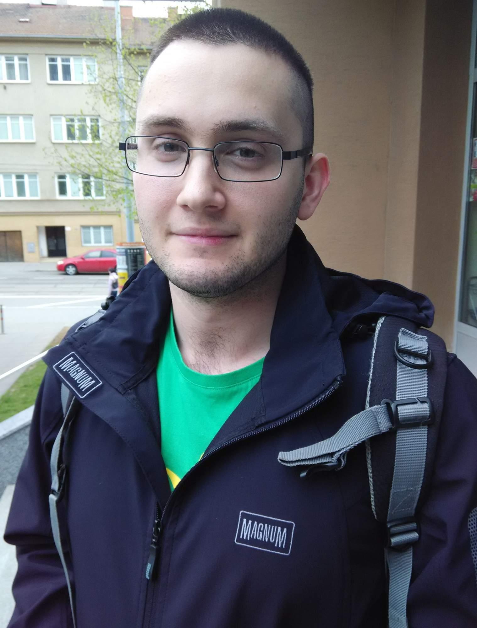 Respondent Zdeněk Machů. Foto: Radek Krajči