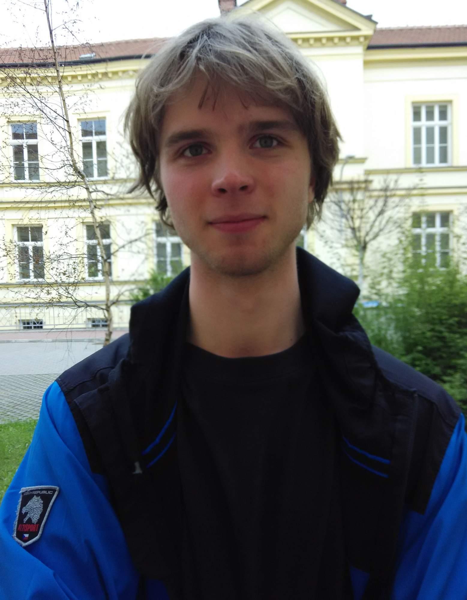 Respondent Jan Zdražil. Foto: Radek Krajči