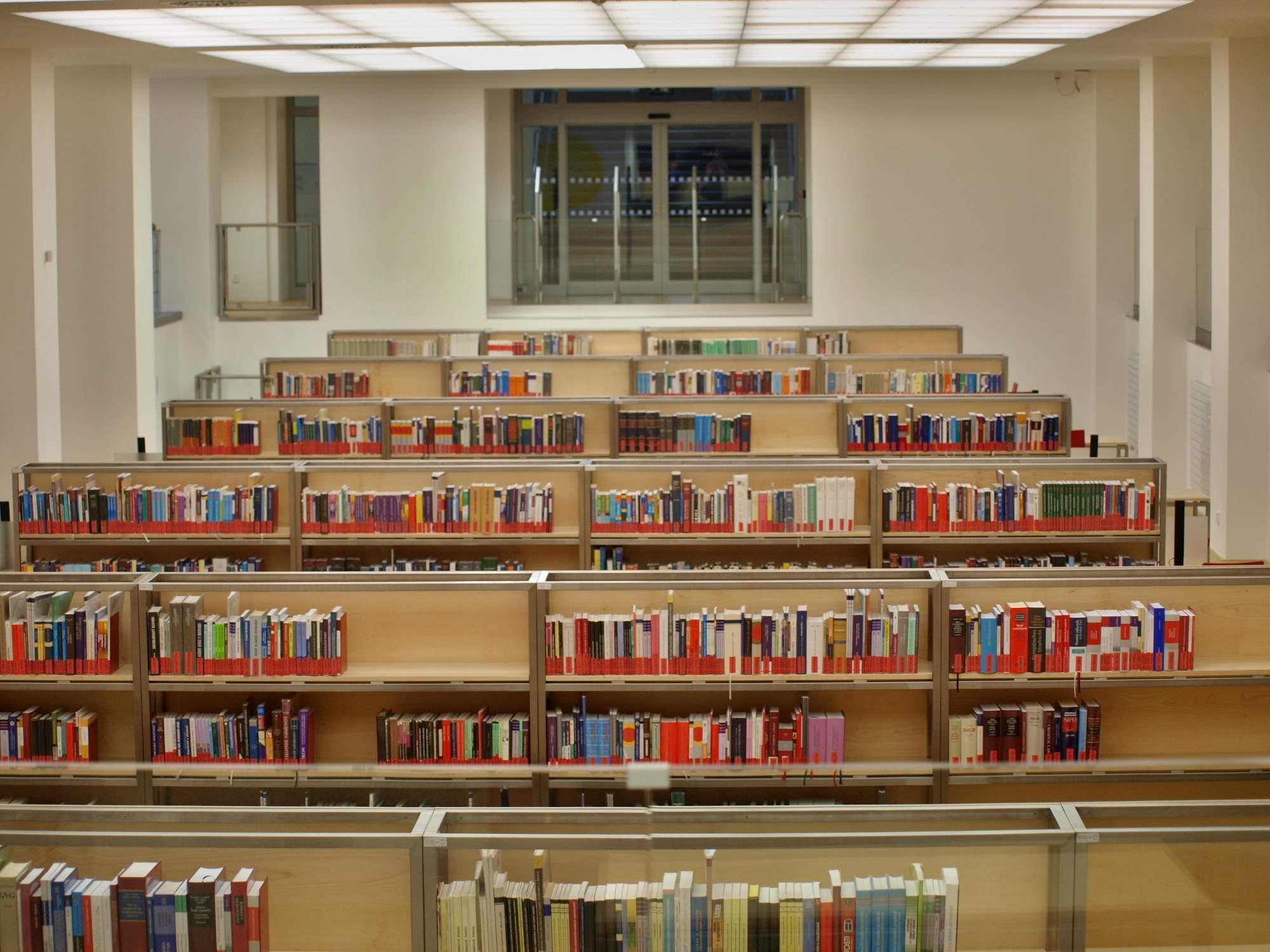 Nová knihovna právnické fakulty