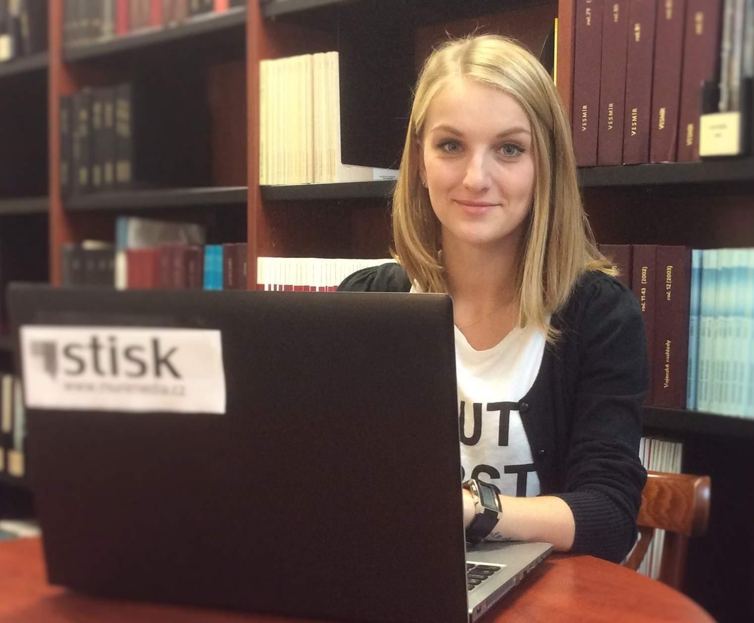 Klára Bečáková Foto: Lucia Brutovská