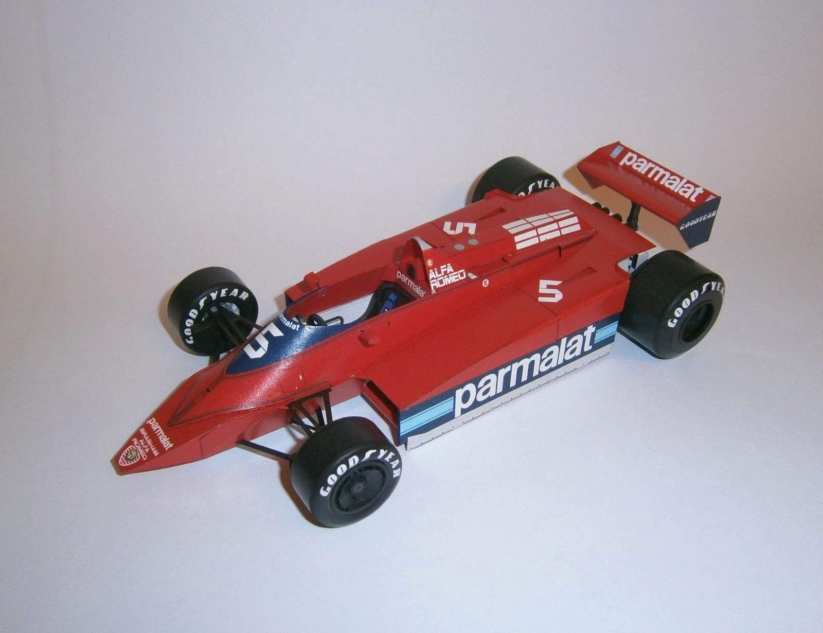 Brabham BT48B - N.Lauda, ROC-practice 1979