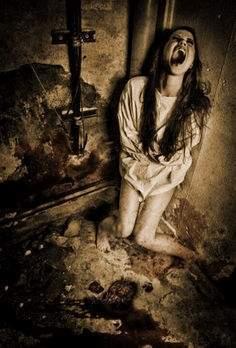 Psychiatrická léčebna: Pokoj č. 606 - posedlá