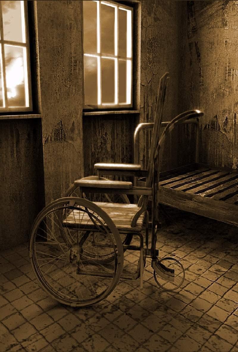 Psychiatrická léčebna: Pacient č. 27 - šílenec