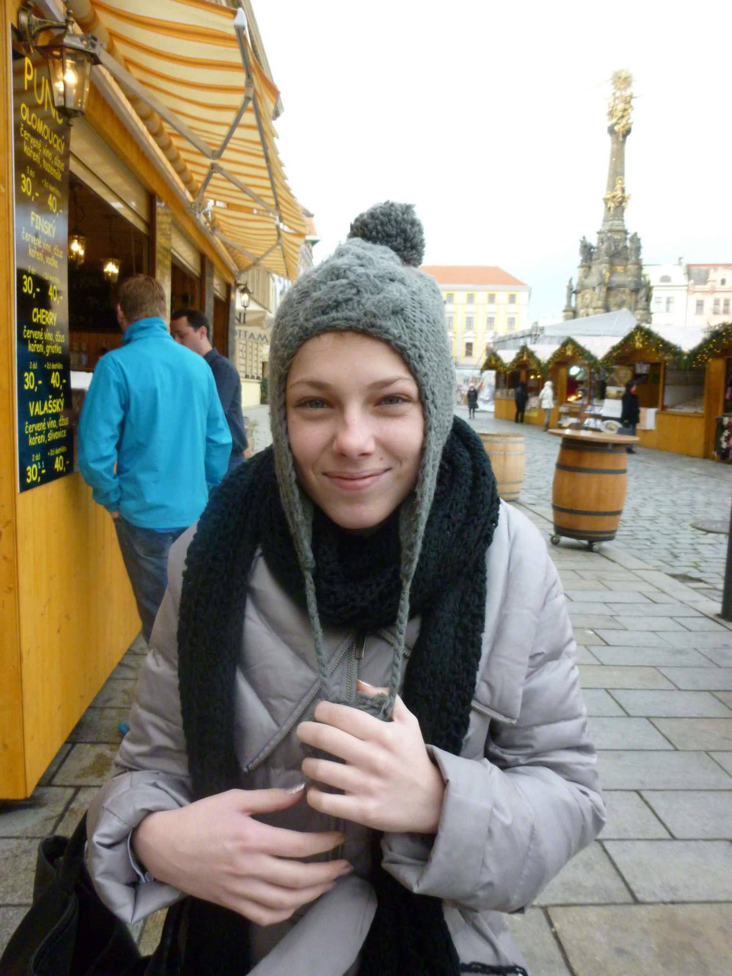 Albina Feofilaktová, Foto: Klára Slavíčková