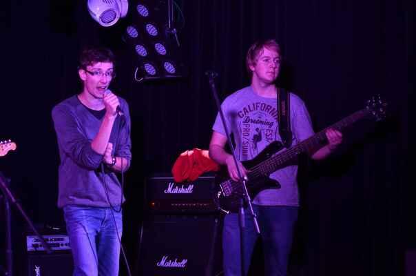 Bářina oslava v Music City Clubu 15. 1. 2016