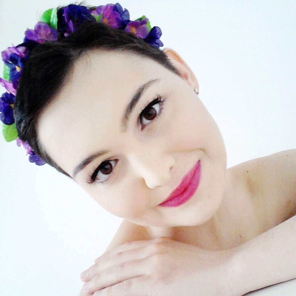 Hrazdílková má z účasti na Miss radost dodnes. Foto: archiv Viktorie Hrazdílkové