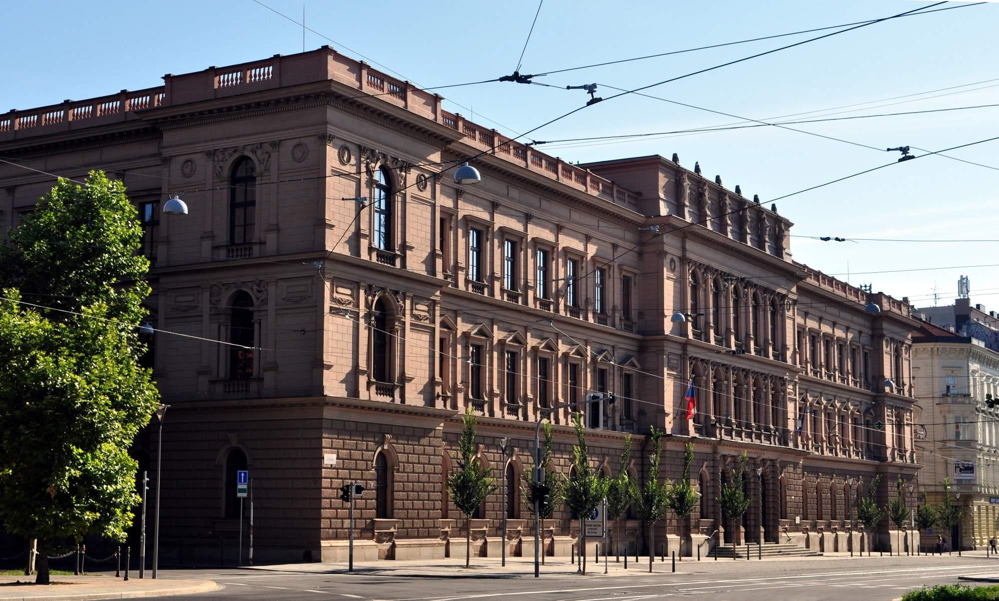Ústavní soud ČR. Foto: wikimedia.org