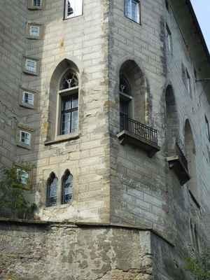 hradní kaple...