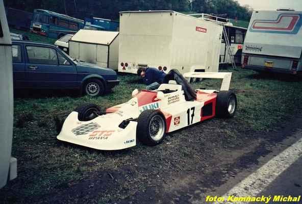 (17) KREČMER Josef / STS Opava / MTX 1-06
