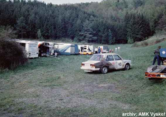 (40) SIEGLER Karel - JZD Bolehošť - Škoda 120 LS