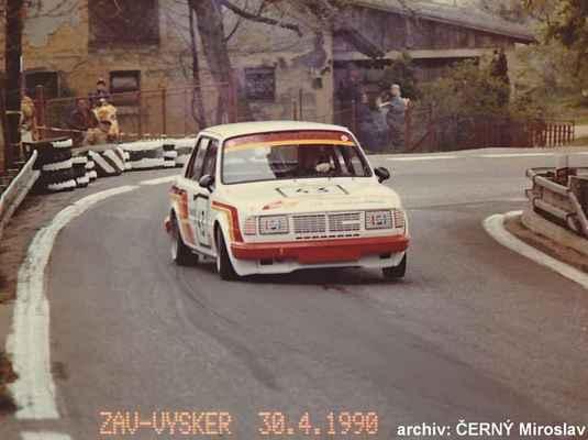 (43) ČERNÝ Miroslav - JZD Dobroměřice - Škoda 130 L