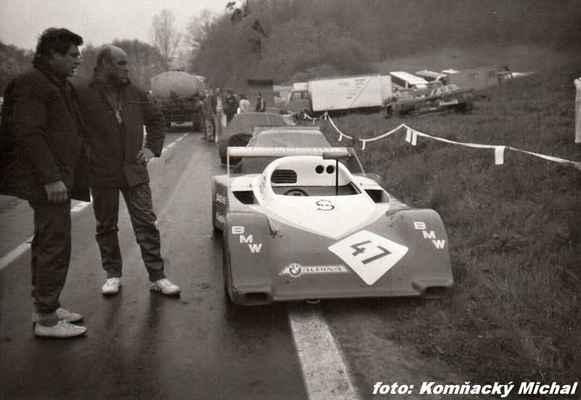 (47) ŠRACHTA Miroslav / Nepomuk / Spider MTX-BMW