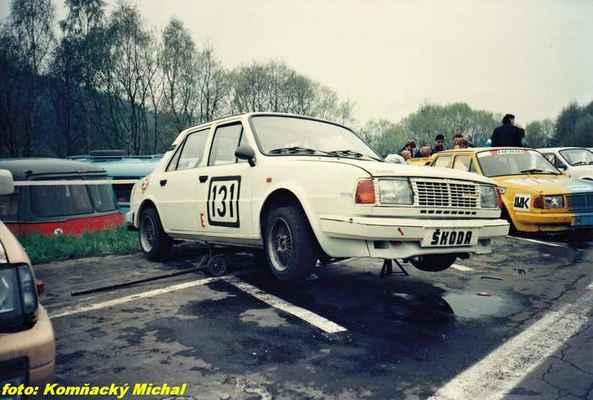 (131) RASOCHA Pavel - Hartvíkovice - Škoda 130
