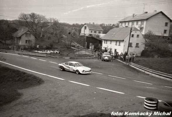 (400) ing. CHAURA Vojtěch - JZD Přepeře - Škoda 200 RS