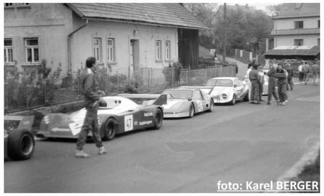 (47) ŠRACHTA Miroslav / Nepomuk / Spider MTX-BMW (46) ŠVEC Jiří / AMK Kolín / AR 2000