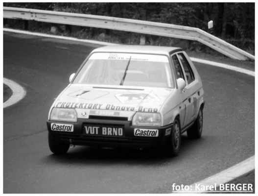 (1) MICHL Josef / Michl motorsport / Škoda 136 L