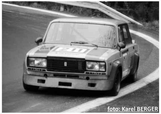 (211) POSPÍŠIL Karel / ZVS Uherské Hradiště / Lada VFTS-2