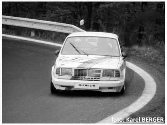 (19) SERBOUSEK Jaroslav / (soutěžící) Serbousek Jaroslav / Škoda 130 L