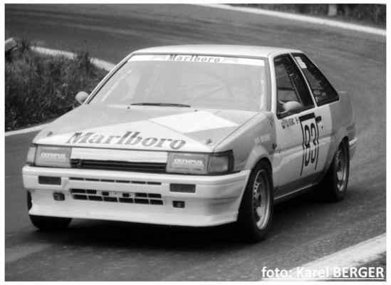 (83) VENC Josef / Toyota Corolla