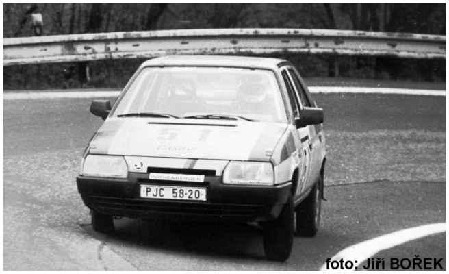 (51) LIŠKA Milan - (soutěžící) Liška Milan - Škoda 136