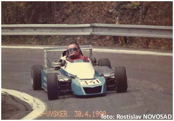 (341) NOVOSAD Rostislav / AMK Brno / MTX 1-03