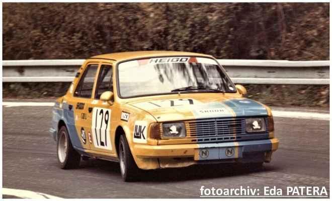 (129) PATERA Eduard / Karlštejn / Škoda 130 L