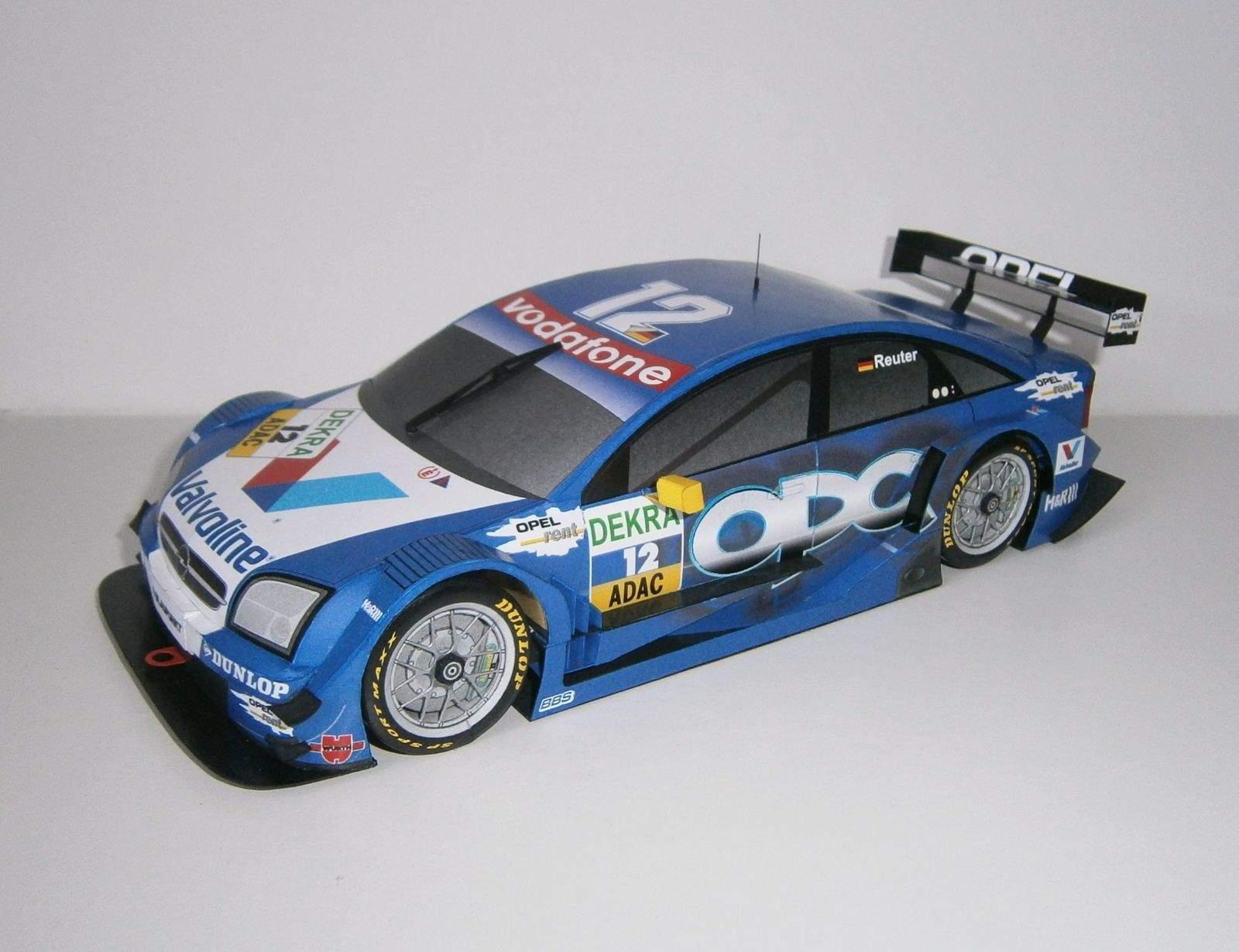 Opel Vectra GTS V8 - Team OPC Valvoline DTM 2005