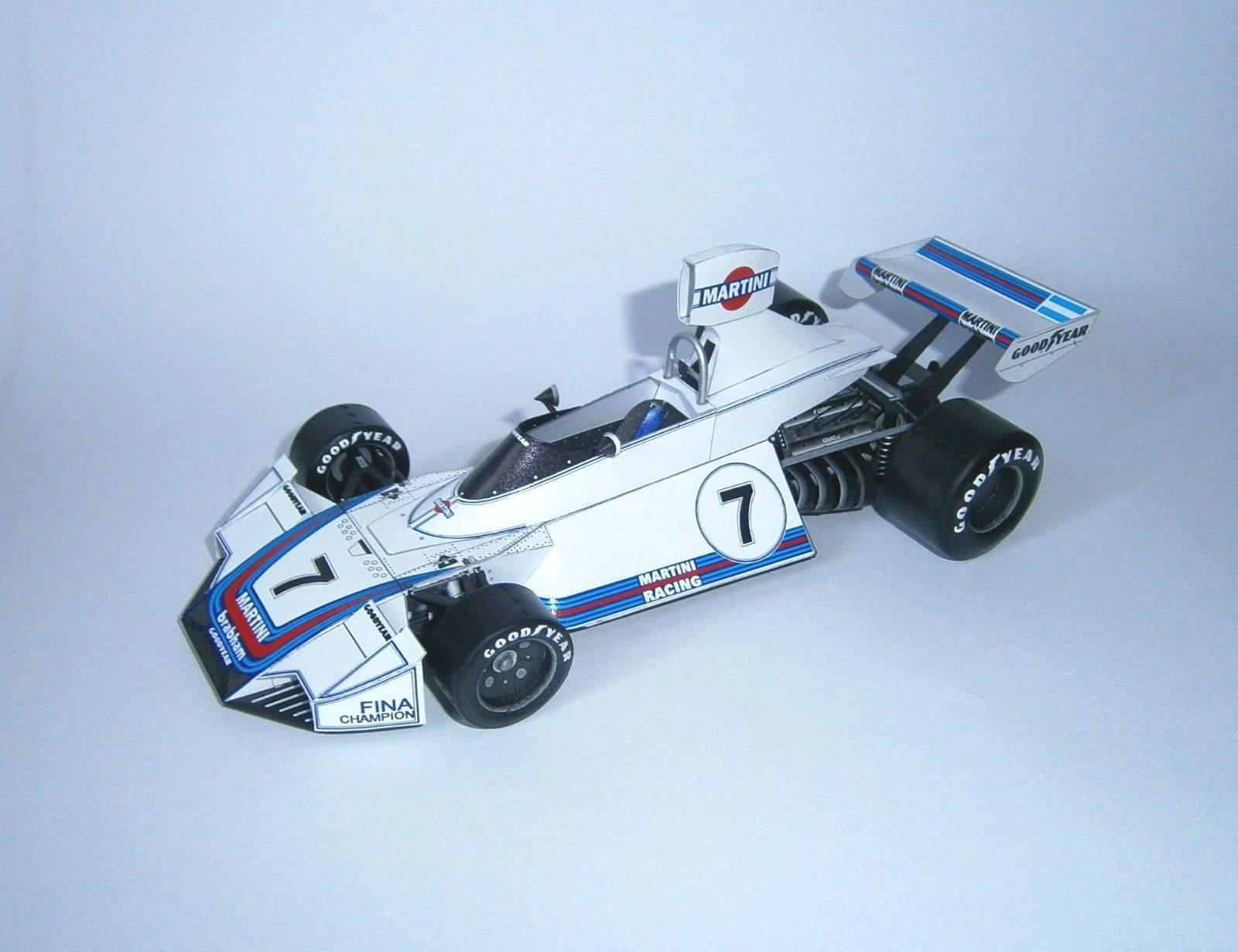 Brabham BT 44B - C.Reutemann 1975