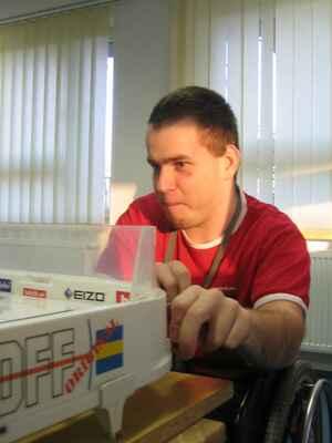 VTL 022 - Zarputilý výraz Tomáše Pětníka