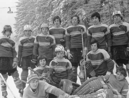 1978-žáci-H - Pavel Černý, Venca Kvídera , Karel Voráček, Zdeněk Nohovec, Luboš Kašpar, Čenda Kašpar, Venca Hajšman Venca Valm, Jirka Richter, Jarda Kovařík Honza Žanda a Venca Petr