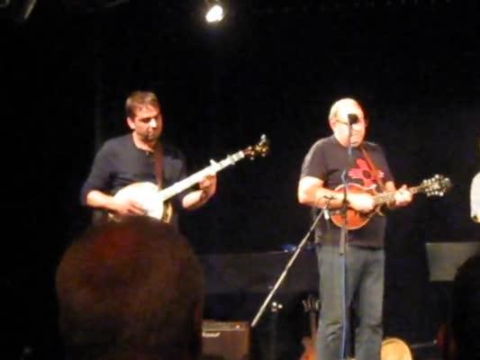Chycený blues - Chycený blues  Herb Pedersen / Radek Tížek  (Easy Ride from Good Times to the Blues)