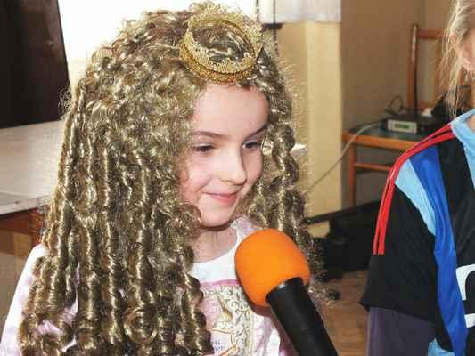 Princeznička na bále...