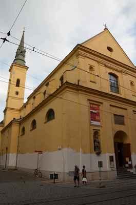 kostel sv. Maří Magdalény