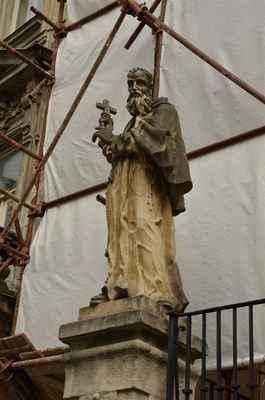 Kapucínský kostel Nalezení sv. Kříže