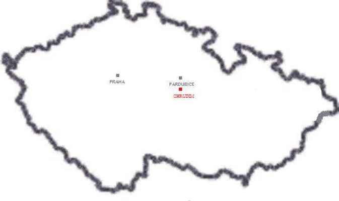 Chrudim Mapa Vickey Album Na Rajceti