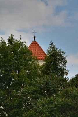 věž kostela sv. Martina